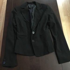 My Michelle fitted black blazer size M